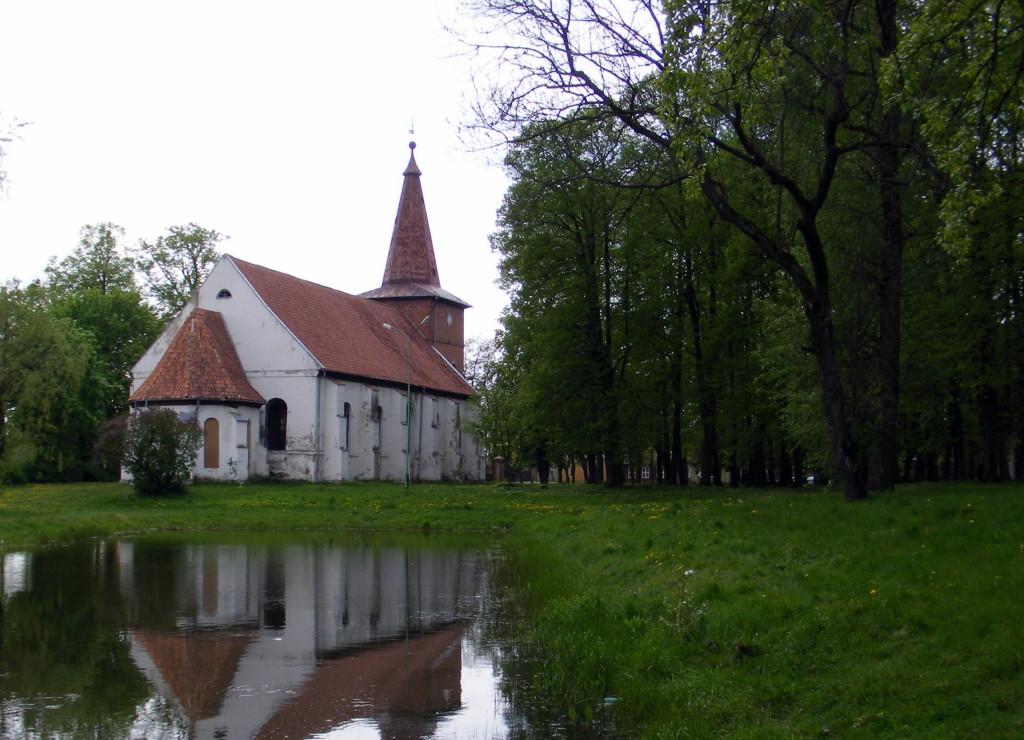 Rusnes evangeliku liuteronu baznycia